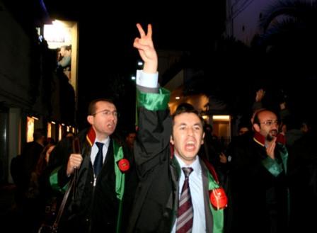 avukatlar protesto-1