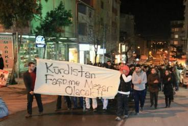 gever protesto gazi mahallesi