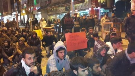 sarigazide gever protestosu