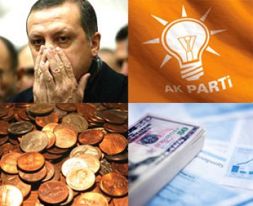 yolsuzluk ve AKP