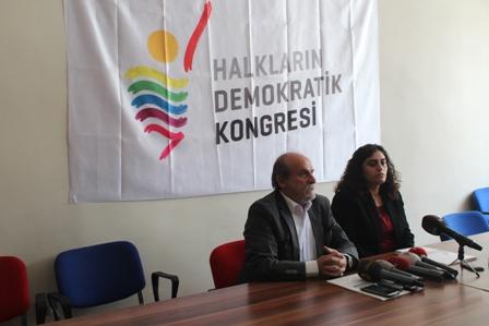 HDK 1 Mayıs açıklaması