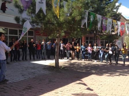 Photo of Çemişgezek'te HDP seçim bürosu açıldı