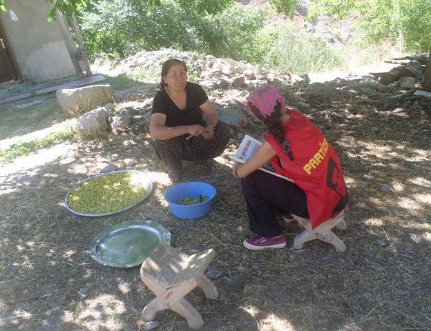 Photo of Çemişgezek'de Yasaklamalara Karşı Köy Çalışmalarımız