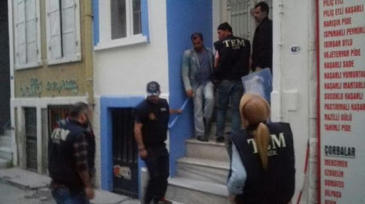 İzmirde 1 Mayıs öncesi devlet korkusu