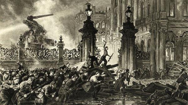 devrimci şiddet