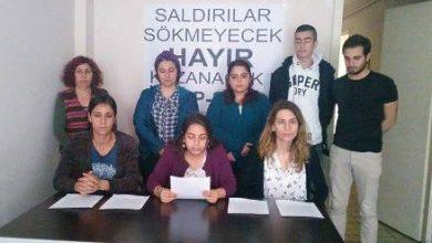 ESP İzmir basın toplantısı
