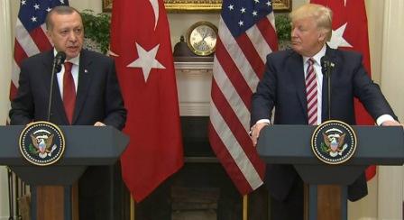 Baştan sona sondan başa fiyasko zinciri ErdoğanTrump görüşmesi