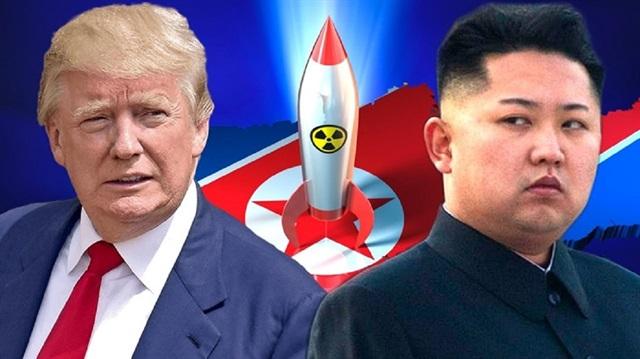 ABD ve Kuzey Kore krizi ve siyasi nedenleri