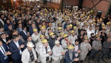 madencilerden uyari