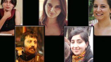 Çok sayıda gazeteci gözaltına alındı