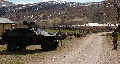 Amed Pasurda bir köy ve üç mezrada sokağa çıkma yasağı