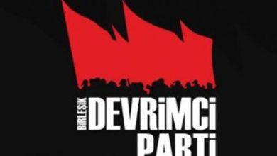 devrimci parti açıklama