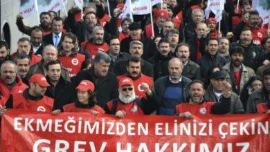 Photo of Hedefleri FETÖ değil, grevleri engellemek!