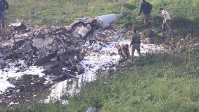 suriye israil savaş uçağını düşürdü