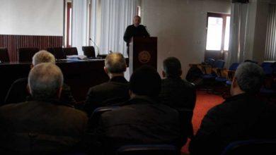 Photo of Tüm Köy-Sen Genel Kurulunu Gerçekleştirdi