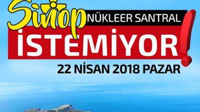Sinopta nükleer karşıtı miting İçişleri Bakanlığı tarafından yasaklandı