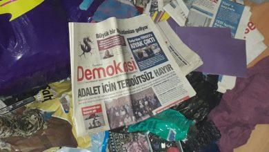 ozgurllukcu demokrasi ve gunb matbaa çalışanları tutuklamaya sevk edildi