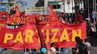 """Photo of """"Ezilenlerin Sosyalist Partisi Yalnız Değildir!"""""""