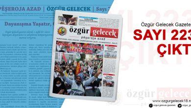 Photo of Özgür Gelecek Sayı 223 Çıktı!