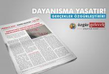 Photo of ANALİZ | Özgür Gelecek Kampanya Çalışmalarımızın Genel Bir Değerlendirmesi