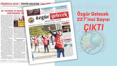 Photo of Özgür Gelecek sayı 227 çıktı!