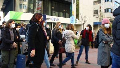 Photo of Ankara'da kadın cinayetlerini protesto eden 7 kadın gözaltına alındı