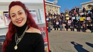 Photo of Katledilen Öğretim Üyesi Aylin Sözer toprağa verildi