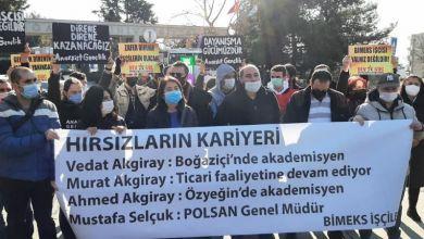 Photo of BİMEKS işçileri 15. kez gözaltına alındı