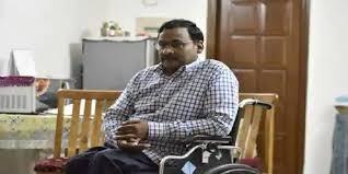 """Photo of Dr. G.N. Saibaba  için """"Bu haklı mücadeleyi destekleyin"""" çağrısı"""