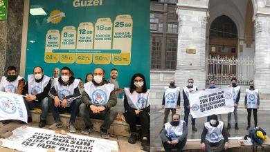 Photo of PTT taşeron işçilerinin direnişi 4. gününde