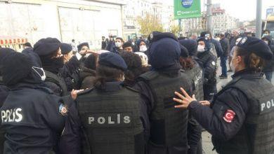 Photo of DBP eylemine polis saldırısı sonucu bir çok kişi gözaltına alındı
