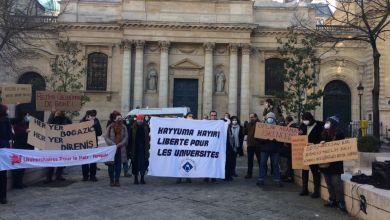 Photo of Berlin, Paris ve Cambridge'den Boğaziçi'ne destek