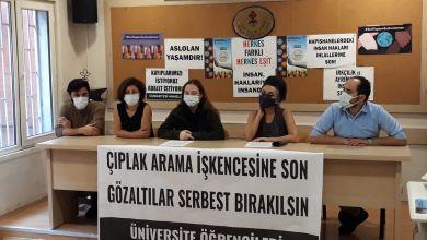"""Photo of Boğaziçi Öğrencileri: """"Çıplak arama işkencesine son, gözaltılar serbest bırakılsın"""""""