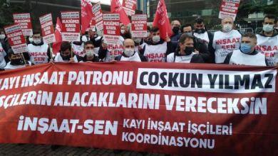 Photo of Kayı işçileri: İşçiler birlik olursa kazanacaklar