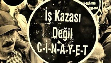Photo of Tekirdağ'da iş cinayeti