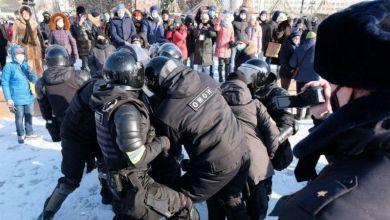 Photo of Rusya'da Navalni Gözaltıları