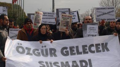 Photo of Tekirdağ 1 Nolu F Tipi'nde Özgür Gelecek tutsaklara yasak!