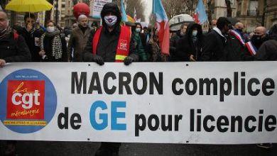 "Photo of Paris'te ""İşten atmalara karşı birleşelim"" eylemi"