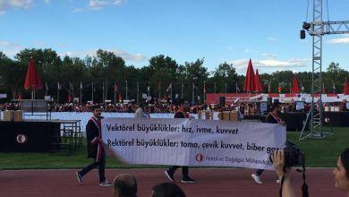 """Photo of ODTÜ öğrencilerinin """"Tayyipler Alemi"""" pankartına beraat"""